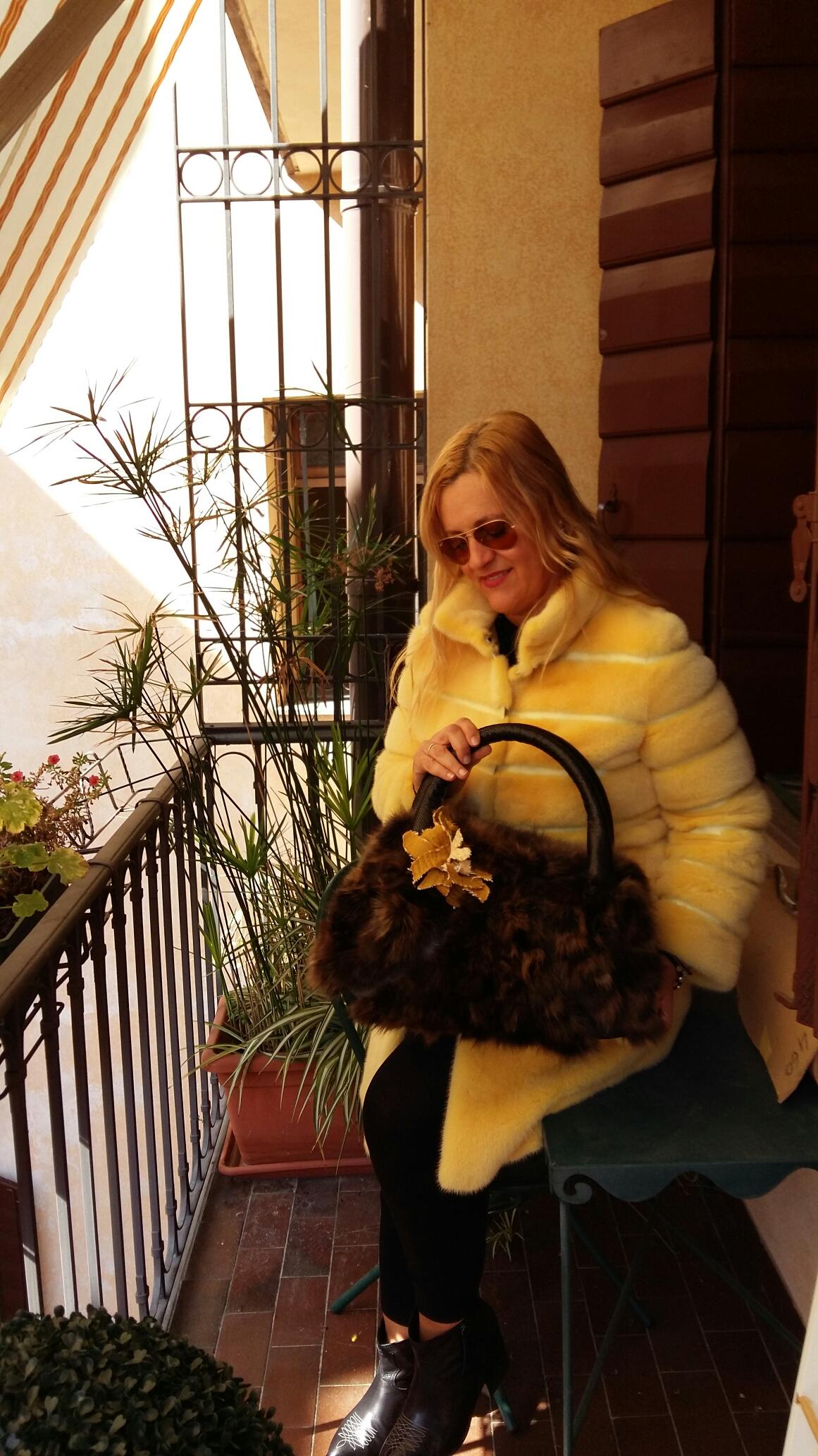 Il giallo d'inverno…