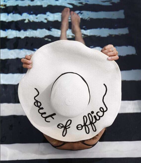Creiamo insieme il nostro cappello di paglia!