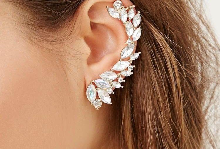 Ear cuff,per valorizzare il vostro viso.