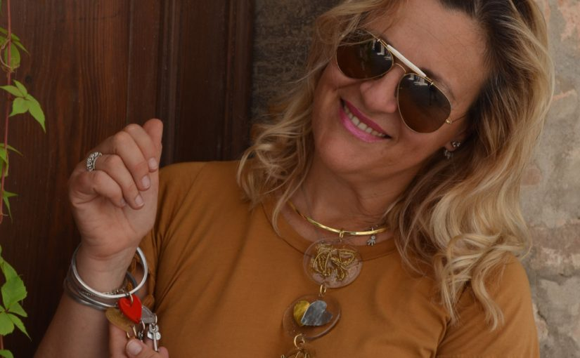 A Venezia ho incontrato Irma Paulon,artista poliedrica.