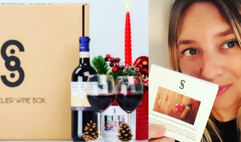 Idee per Natale: Sommelier Wine Box. Un modo smart di vivere il vino