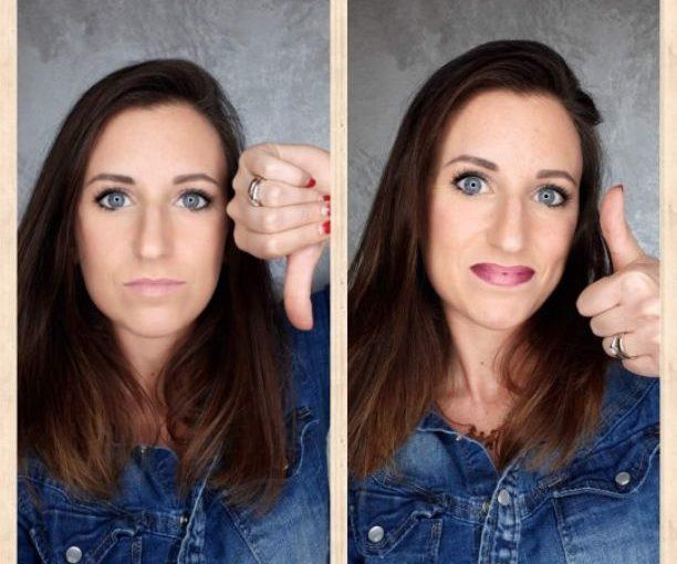 IL SALONE DI REBECCA – Come si truccano le labbra? (Parte 1)