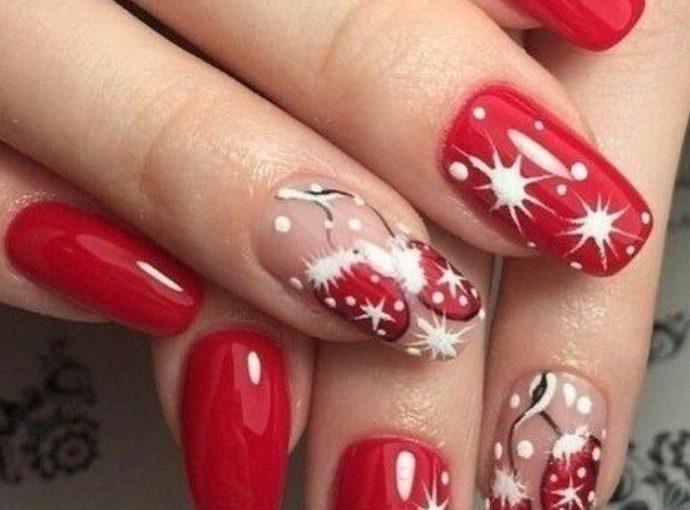 IL SALONE DI REBECCA – Manicure natalizia…cosa scegli?