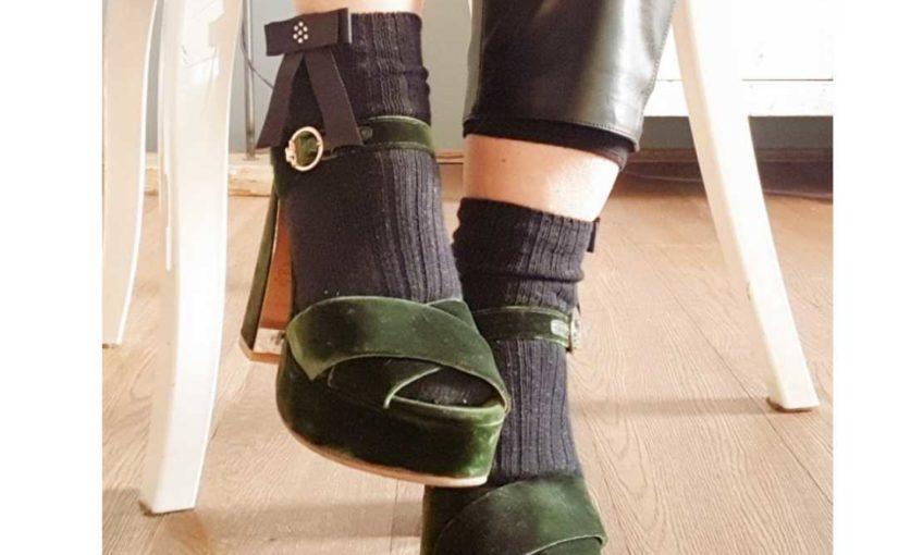 Sandali e calzini!Come rendere indispensabile una scarpa estiva!